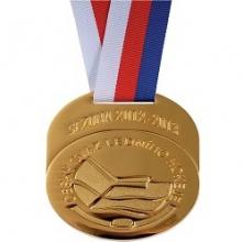 Medaile se stuhou