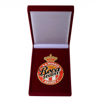 Sametová krabička na medaili