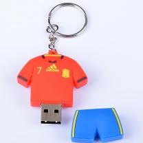 Siliconový přívěsek s USB