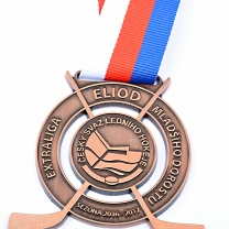 Ražená medaile ČSLH