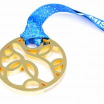 Medaile na bowling