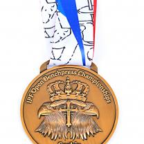 Medaile Benchpress