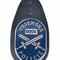 Odznak vojenská policie