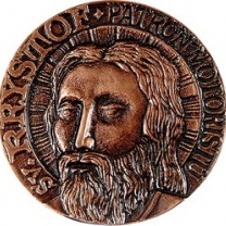 Plaketa Sv. Kryštov